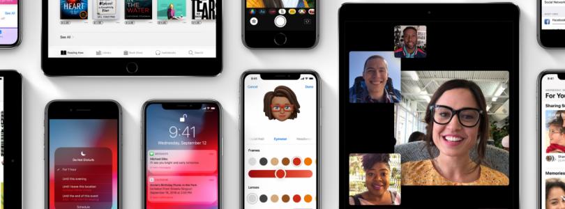 Apple brengt iOS 12.1.1 uit met verbeteringen voor FaceTime en iPhone XR