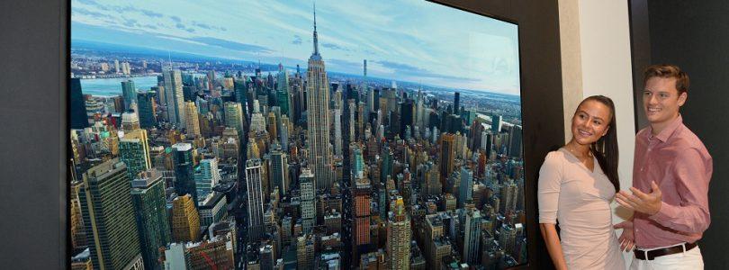 LG komt in zomer 2019 met eerste 8k OLED-televisies