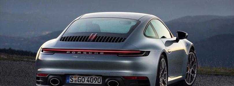 Volledig elektrische Porsche 911 niet uitgesloten