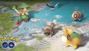 Pokémon Go Hoenn-evenement aangekondigd met Legendary en Shiny Pokémon