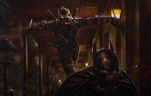 Artwork wakkert geruchten over Batman: Arkham Universe opnieuw aan