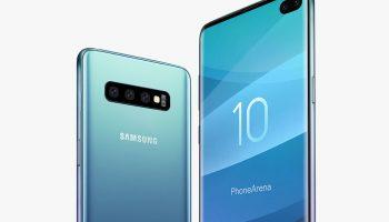 'SamsungGalaxy S10 X heeft 5G-modem en gaat 1600 euro kosten'