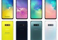 Verschillende Samsung Galaxy S10-functies bevestigd in officiële video's