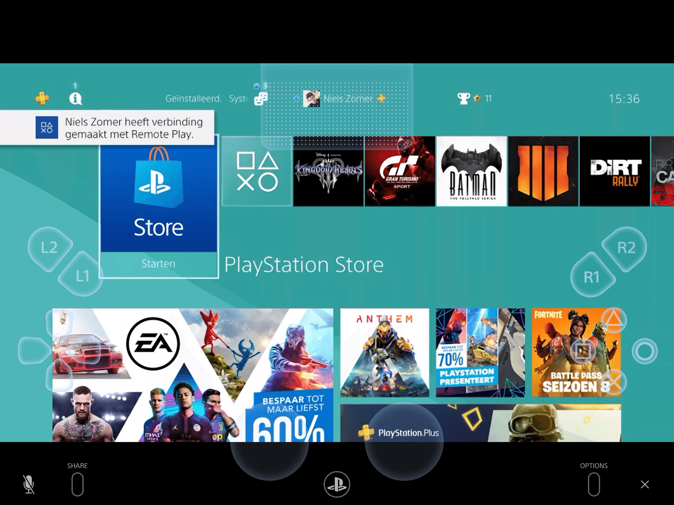 ps4 remote play app update