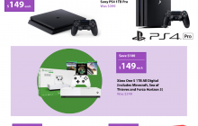 Black Friday 2019 in de VS: Nintendo Switch en PS4 voor slechts 149 dollar