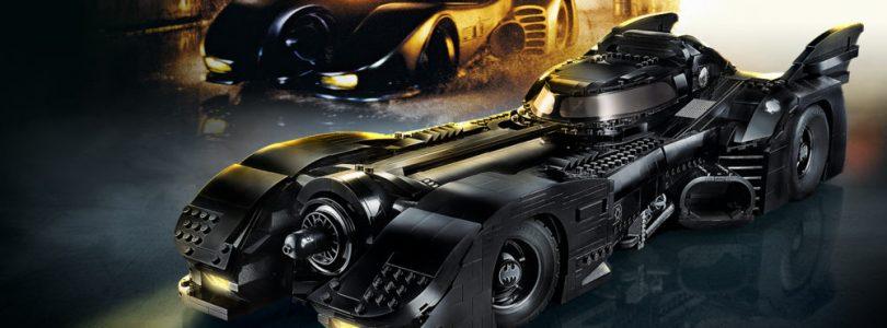 LEGO 76139 Batman 1989 Batmobile verschijnt op 29 november