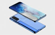 Renders tonen Samsung Galaxy S11e met gekromd 6,3-inch scherm
