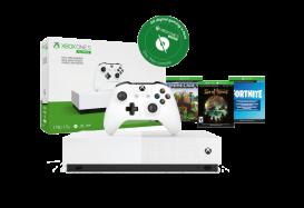 Xbox One S All-Digital Edition met drie games voor slechts 179 euro