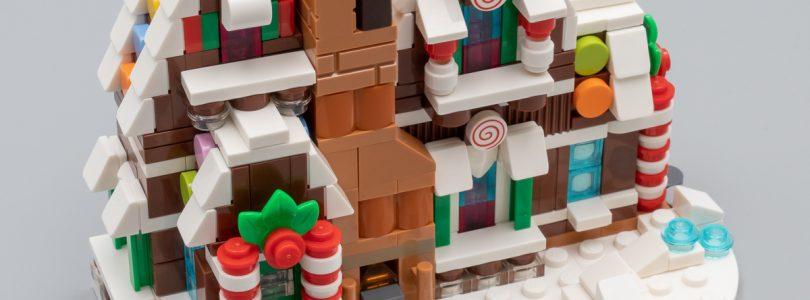 LEGO viert kerst 2019 met gratis LEGO 40337 Gingerbread House en dubbele VIP-punten