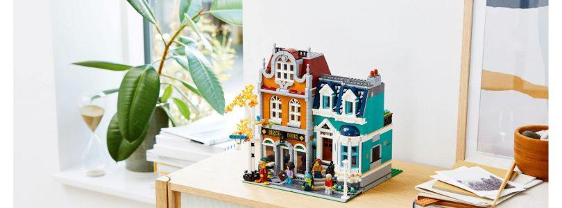 LEGO Creator Expert 10270 Bookshop kopen? Vanaf 1 januari beschikbaar