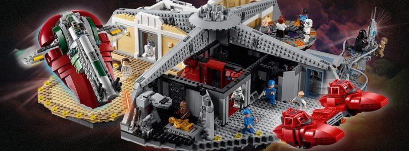 LEGO Black Friday 2019 – 1 december: Cloud City (75222), Newbury Haunted High School (70425) en Zweinstein Klokkentoren (75948) in de aanbieding