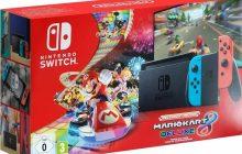 Koop de Nintendo Switch-bundel met Mario Kart 8 Deluxe voor slechts 315 euro