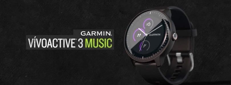 Garmin Vivoactive 3 Music alleen vandaag voor 199 euro bij Bol.com