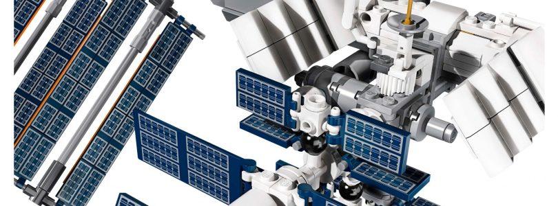 LEGO Ideas 21321 International Space Station kopen? Vanaf 1 februari beschikbaar