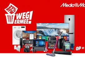 MediaMarkt BTW Weg Ermee-actie begint op donderdag 23 januari 2020