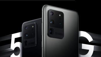Vier handige tips voor jouw Samsung Galaxy S20