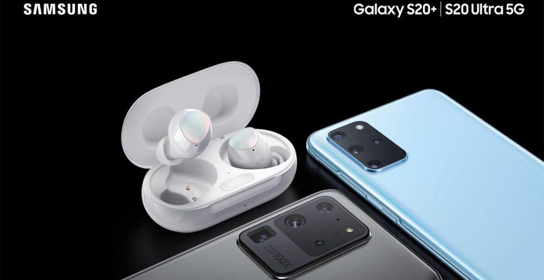 Samsung Galaxy S20, S20+ en S20 Ultra kopen? Pre-order twee dagen met gratis Galaxy Buds+