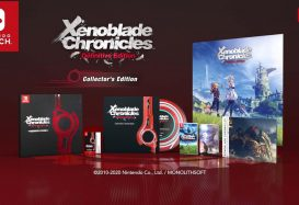 Xenoblade Chronicles: Definitive Edition Collector's Set weer beschikbaar als pre-order