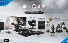 Sony introduceert Ghost of Tsushima Collector's Edition is beschikbaar als pre-order