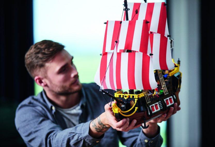 LEGO Ideas 21322 Pirates of Barracuda Bay nu beschikbaar in LEGO Shop