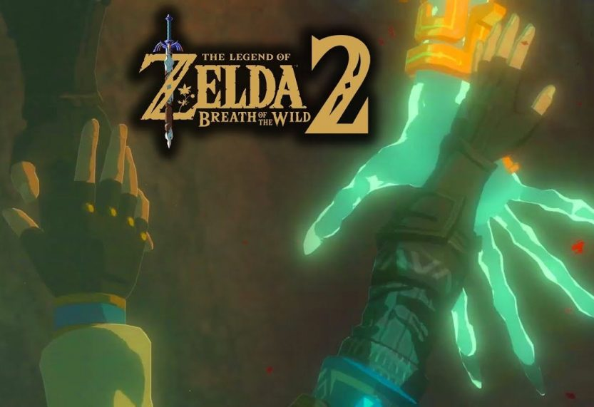 'The Legend of Zelda: Breath of the Wild 2 brengt functies oude Zelda-games terug'