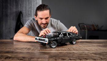 LEGO Technic 42111 Dom's Dodge Charger officieel gepresenteerd