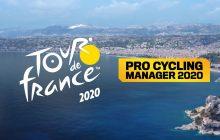Bèta voor Pro Cycling Manager 2020 gaat 13 april van start en bevat Tour de France