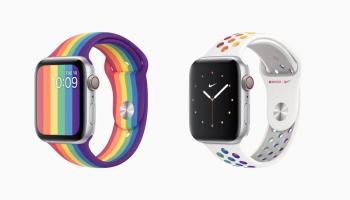 Apple introduceert twee Pride-bandjes voor Apple Watch