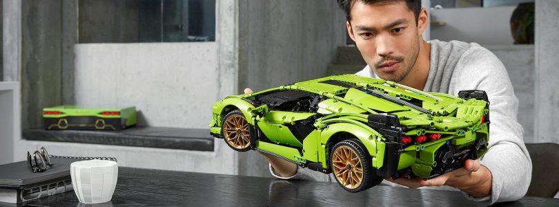 LEGO Technic 42115 Lamborghini Sián FKP 37 kopen? Nu beschikbaar in LEGO Shop