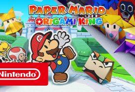 Paper Mario: The Origami King verschijnt op 17 juli voor Nintendo Switch