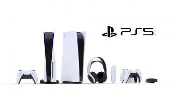Dit is het ontwerp van de PlayStation 5 (PS5) en bijbehorende accessoires