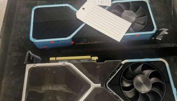 'NVIDIA RTX 3080 en RTX 3090 verschijnen in september'