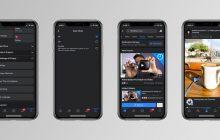 Facebook voor iOS krijgt Dark Mode-ondersteuning