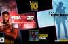 PlayStation Plus in juli 2020: NBA 2K20, Rise of the Tomb Raider: 20 Year Celebration en Erica