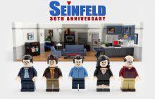 LEGO Ideas-projecten Home Alone en Seinfeld krijgen commerciële release