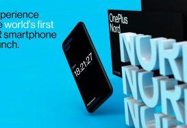 OnePlus Nord krijgt op 21 juli 's werelds eerste smartphone-introductie via AR