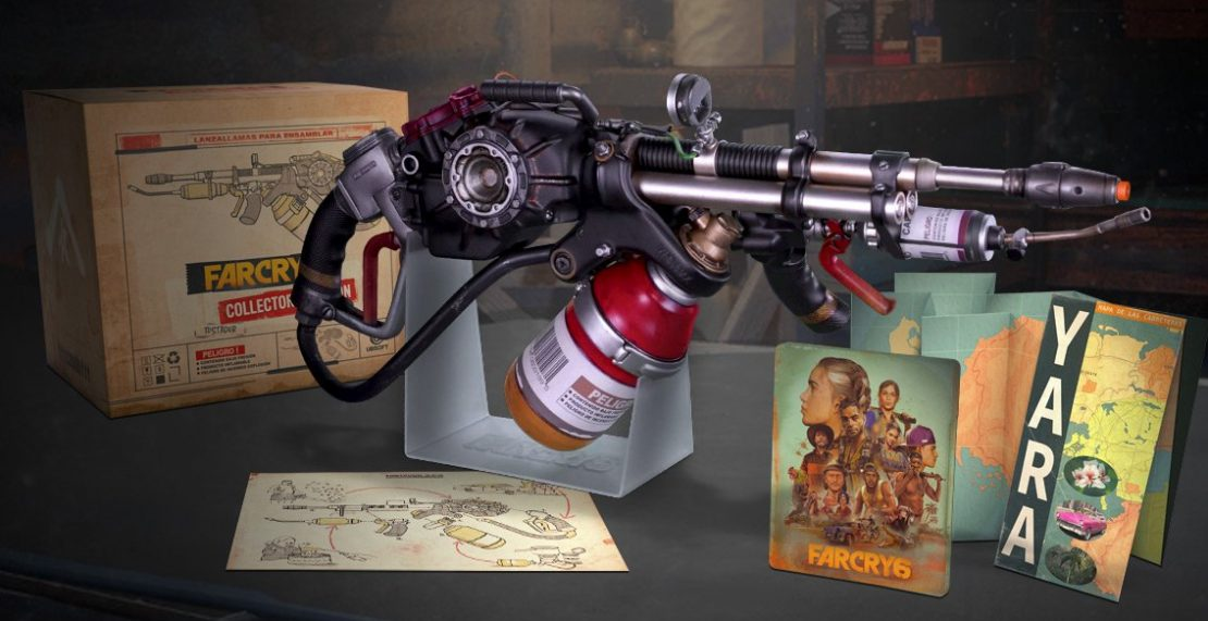 Far Cry 6 Collector's Edition