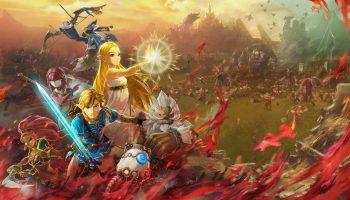 Hyrule Warriors: Age of Calamity met Link en Zelda verschijnt op 20 november exclusief voor Nintendo Switch