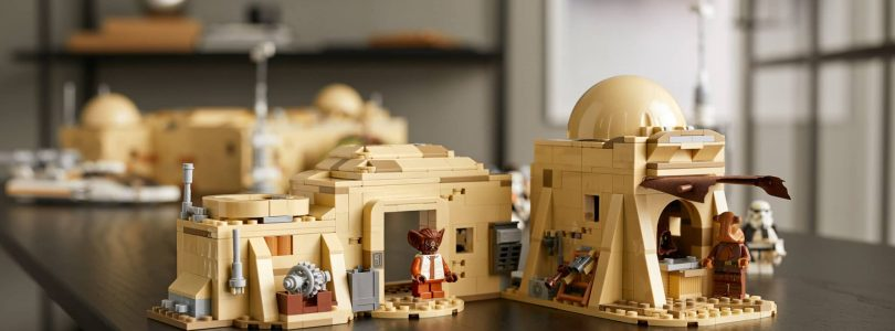 Dit is LEGO Star Wars 75290 Mos Eisley Cantina