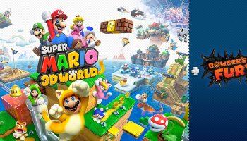Super Mario 3D World + Bowser's Fury vanaf vandaag beschikbaar voor Nintendo Switch