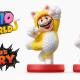 Amiibo Cat Mario & Cat Peach voor Super Mario 3D World nu beschikbaar voor pre-order