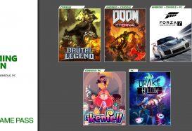 Alle nieuwe Xbox Game Pass- en Game with Gold-titels in oktober: DOOM Eternal, Forza 7 en meer