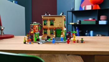 LEGO Ideas 21324 Sesame Street vanaf 1 november te koop in LEGO Shop