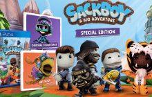 Sackboy: A Big Adventure Special Edition nu beschikbaar voor pre-order in Nederland