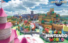 Opening Super Nintendo World in Universal Studios uitgesteld tot voorjaar 2021
