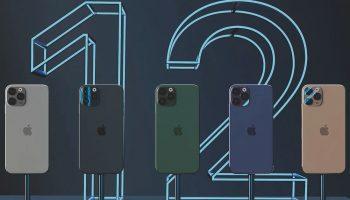 Specificaties van de iPhone 12 (Mini) en iPhone 12 Pro (Max) mogelijk gelekt