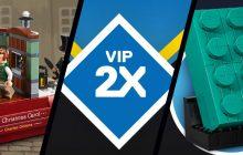 LEGO VIP-weekend begint morgen met acties en gratis cadeaus voor VIP's