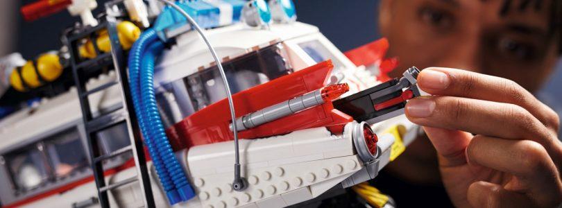 LEGO Ghostbusters 10274 Ecto-1 officieel gepresenteerd