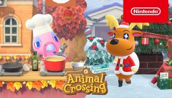 Animal Crossing: New Horizons krijgt op 19 november gratis winterupdate