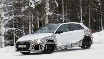 Nieuwe Audi RS3 wordt eind 2021 gelanceerd